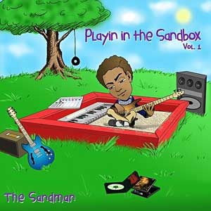 The Sandman - Playin In The Sandbox Vol 1 mixed and mastered by Kevin McNoldy
