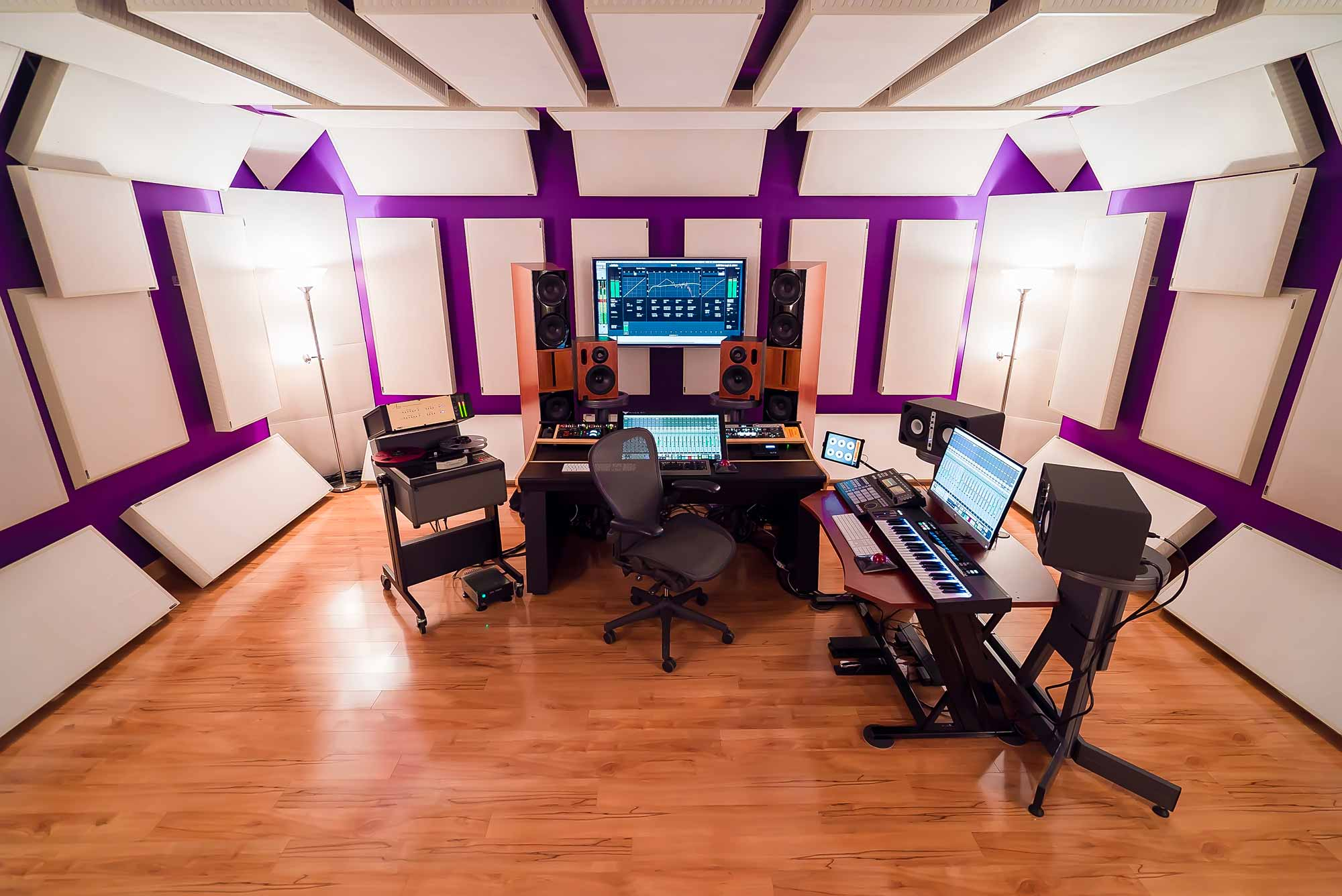 Cphonic Online Mastering Service photo from top